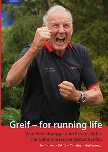 Peter Greif – For Running Life. Finished on the 15th