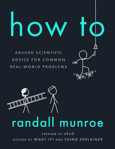Randall Munrow – How To. Finished on the 14th